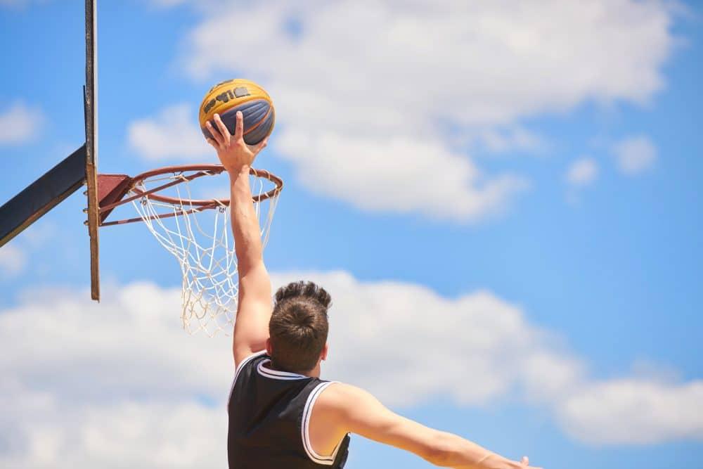 יצוג שחקן כדורסל